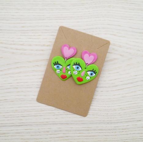 FEELIN GREEN Earrings