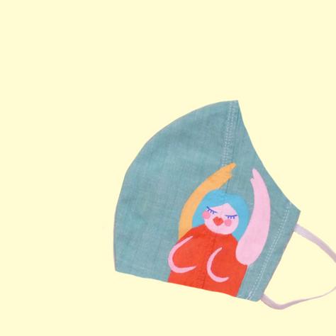 Lady Dip Mask