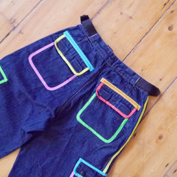 LUCID SEAMS Jeans