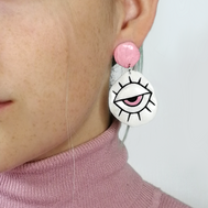 Face Earring Style 2