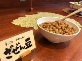 土日バイキング座禅豆