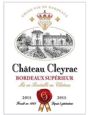 Château Cleyrac - Bordeaux Supérieur