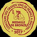 Concours Mâcon Bronze