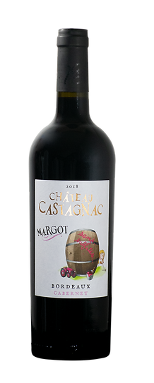 Château Castagnac - Cuvée Margot