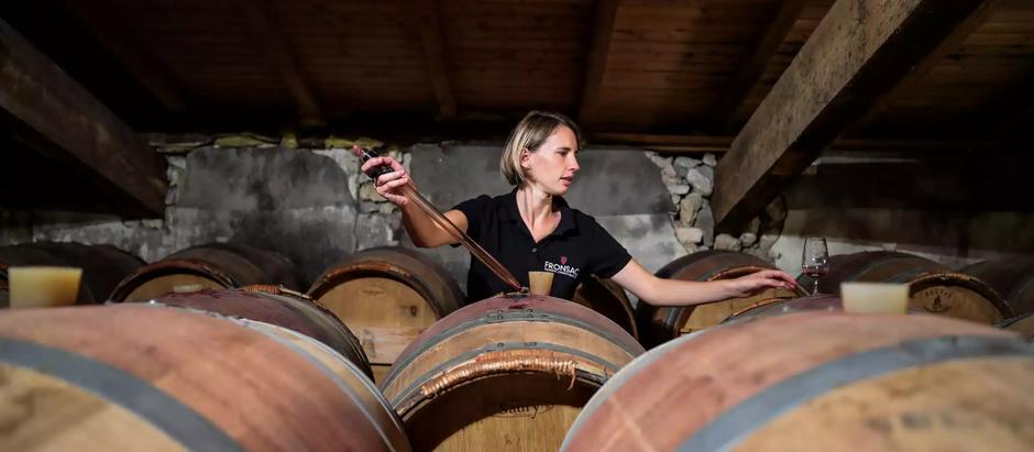 Article dans le magazine: Vin et Champagne