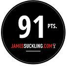 James Suckling 91