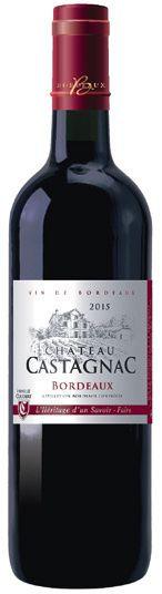 Château Castagnac - Bordeaux