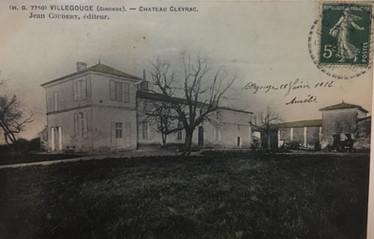 Château Cleyrac 1912