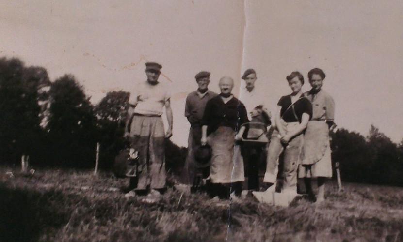 Vendangeurs 1930