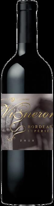 Vigneron Bordeaux supérieur 2018