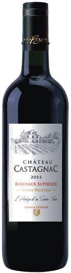 Château Castagnac - Cuvée Prestige