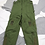 Thumbnail: CANADIAN OD COLD WEATHER FLYERS PANTS SIZE 7034