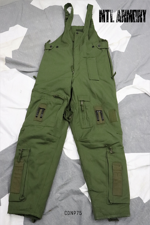 CANADIAN OD COLD WEATHER FLYERS PANTS SIZE 7034