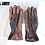 Thumbnail: ROYAL CANADIAN AIR FORCE COLD WEATHER FLYER'S GLOVES SIZE LARGE RCAF