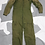 Thumbnail: RCAF OD FLYERS COVERALLS SIZE 7640