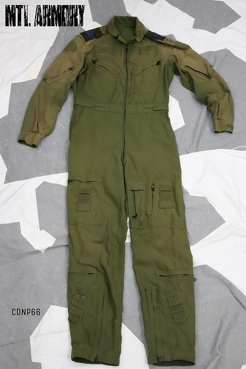 RCAF OD FLYERS COVERALLS SIZE 7640