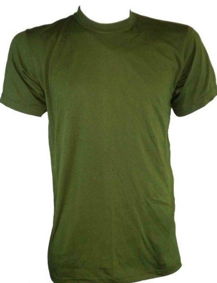 CANADIAN FORCES ISSUED OD LOGISTIK T-SHIRT