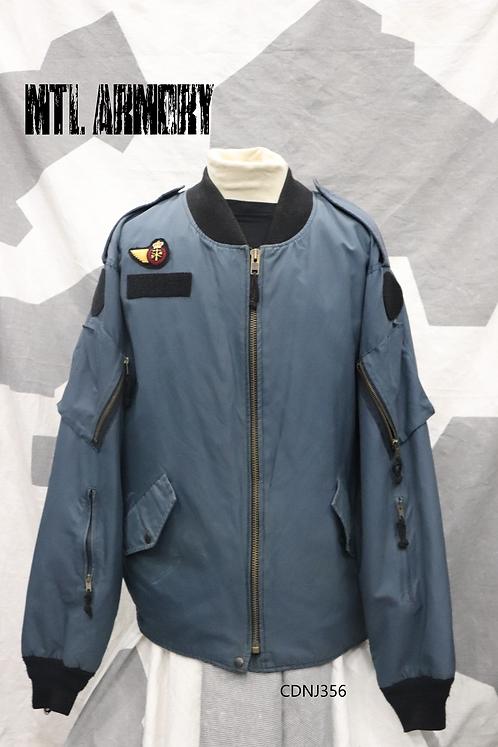 RCAF BLUE FLYERS JACKET SIZE 7948
