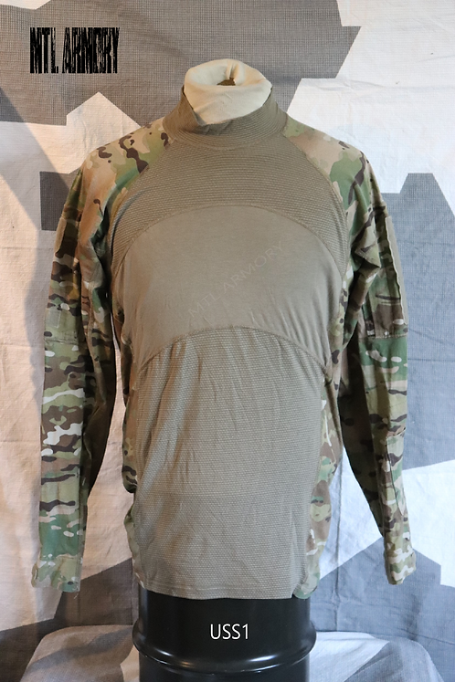 US ISSUED OCP COMBAT SHIRT SIZE MEDIUM