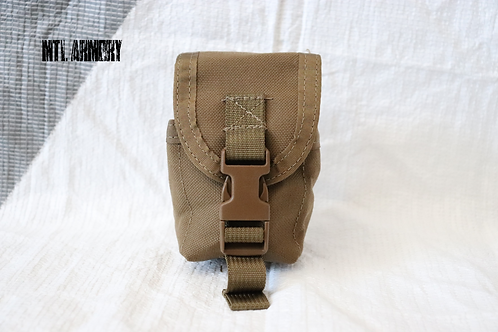 CANADIAN FORCES ISSUED TACTICAL TAILOR GERNADE POUCH