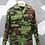 Thumbnail: KOREAN MILITARY JACKET ROK ARMY SIZE XSMALL (90 KOREAN)