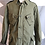 Thumbnail: CANADIAN ISSUED 3 SEASON COMBAT JACKET SIZE 7346 WITH LINER