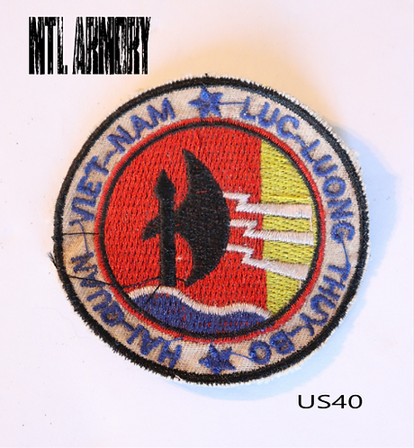VIETNAM ERA PATCH