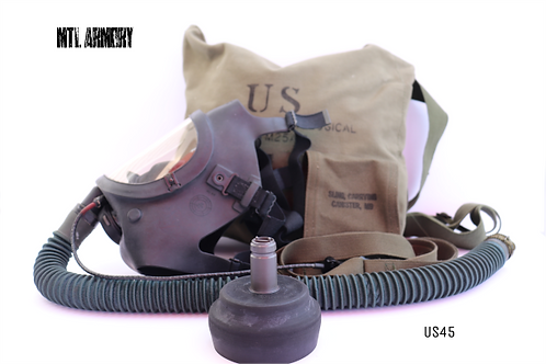 US ISSUED M25 TANKER GAS MASK