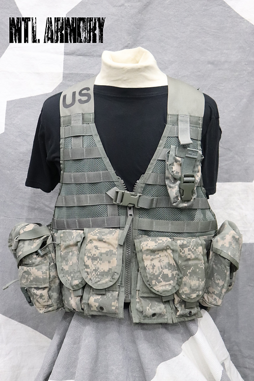 US ARMY ISSUED ACU UCP FLC VEST