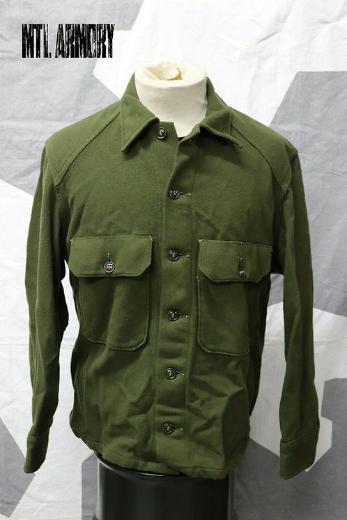 CANADIAN FORCES ISSUED WOOL SHIRTS