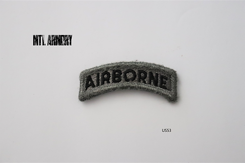 US ARMY ACU AIRBORNE  PATCH
