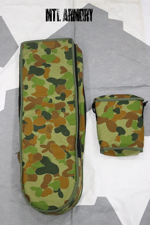 AUSTRALIAN MILITARY MINE DETECTOR BAG WITH POUCH