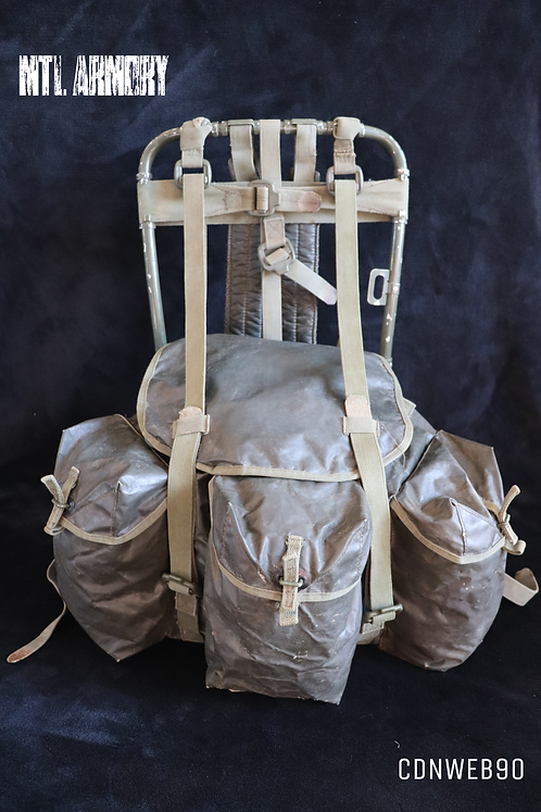 CANADIAN ISSUED 64 PATTERN RUCKSACK