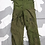 Thumbnail: ROYAL CANADIAN AIR FORCE OD COLD WEATHER FLYER'S PANTS SIZE 7638