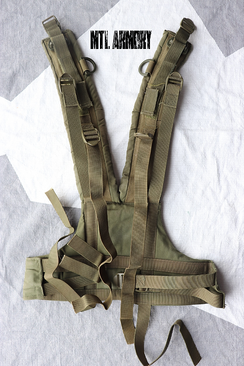CANADIAN FORCES ISSUED 82P BACKPACK SHOULDER HARNESS