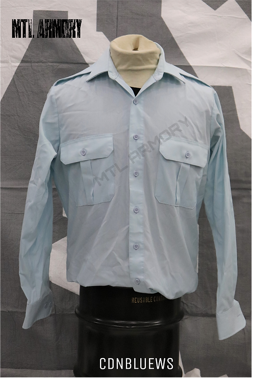 CANADIAN NEW LIGHT BLUE SHIRT