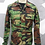 Thumbnail: KOREAN MILITARY COMBAT SHIRT ROK ARMY SIZE SMALL (95 KOREAN)