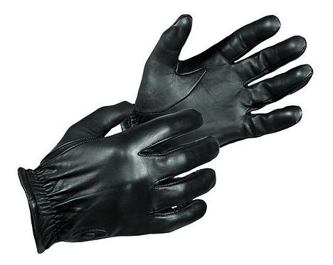HAKSON CS-8500 BLACK LEATHER CUT PROOF GLOVES