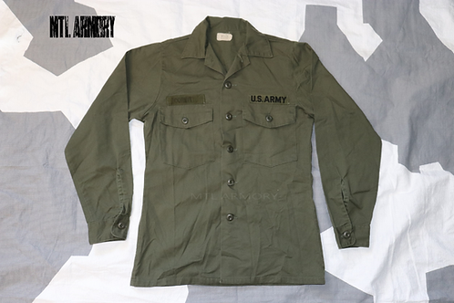 USA ISSUED OD GREEN SHIRTS SIZE 14 1/2