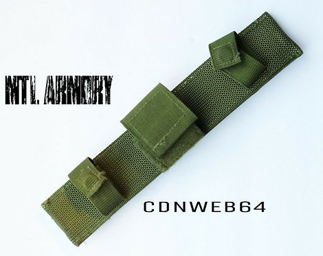 CANADIAN FORCES ISSUED 82P BAYONET CARRIER