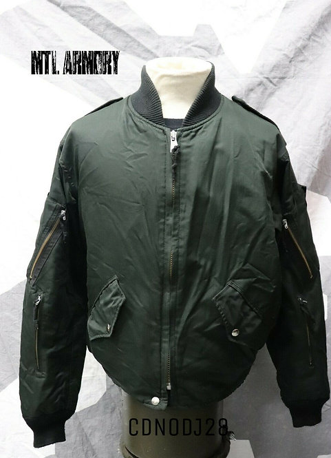 CANADIAN AIR FORCE FLYER'S JACKET SIZE 7040