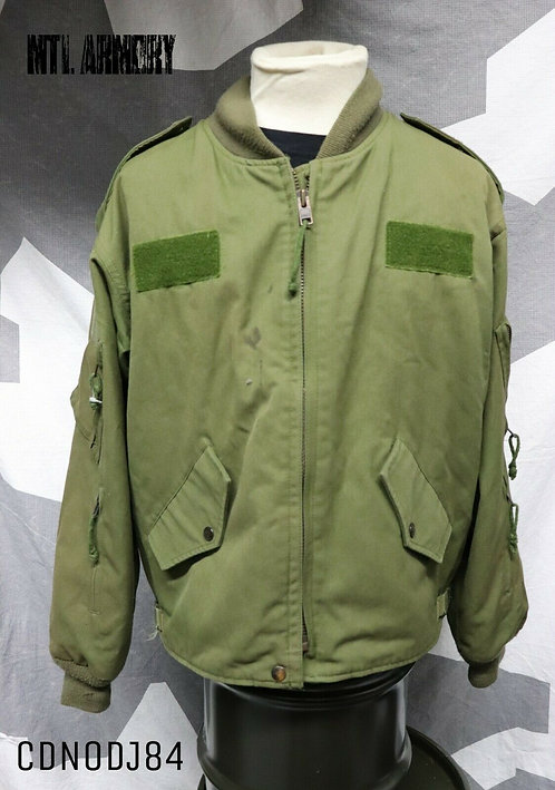 CANADIAN AIR FORCE ISSUED FLYER'S JACKET SIZE 7044