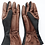 Thumbnail: RCAF COLD WEATHER FLYER'S GLOVES SIZE XLARGE