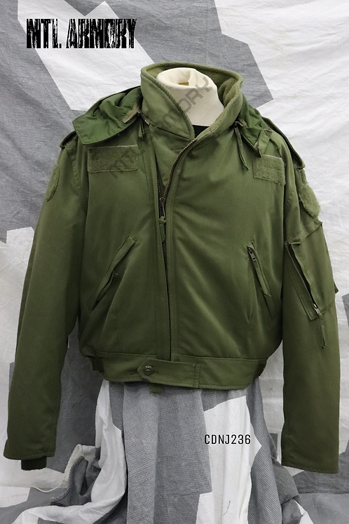 RCAF OD COLD WEATHER FLYERS JACKET SIZE 7044