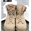 Thumbnail: CANADIAN ISSUED HOT WEATHER COMBAT BOOTS SIZE 275/100