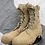 Thumbnail: CANADIAN FORCES ISSUED TAN DESERT BOOTS SIZE 13 R