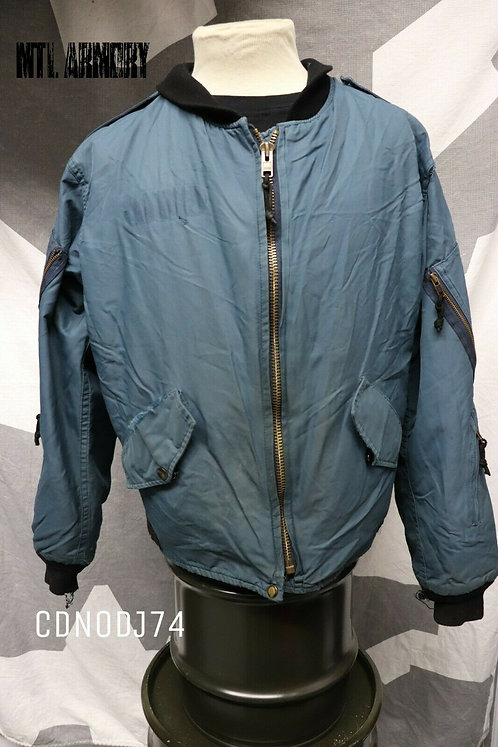 CANADIAN FORCES ISSUED FLYER'S JACKET SIZE 7340