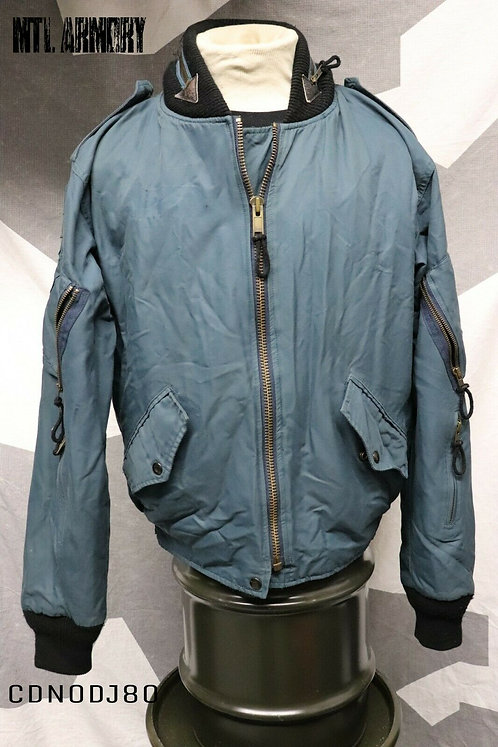 CANADIAN AIR FORCE ISSUED FLYER'S JACKET SIZE 7340