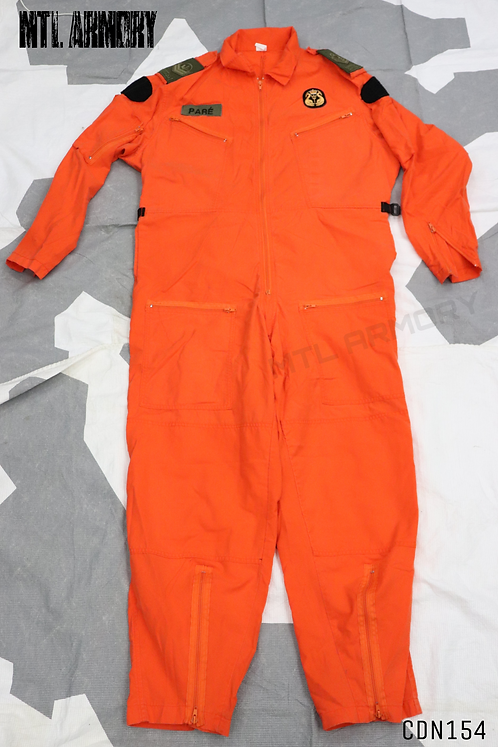 RCAF SARTECH SEARCH AND RESCUE COVERALL SIZE XL-L