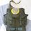 Thumbnail: CANADIAN FORCES CIVIL DEFENCE FIRST AID SHOULDER BAG
